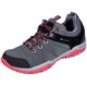 Columbia Fire Venture Textile Shoes Women graphite/sunset red
